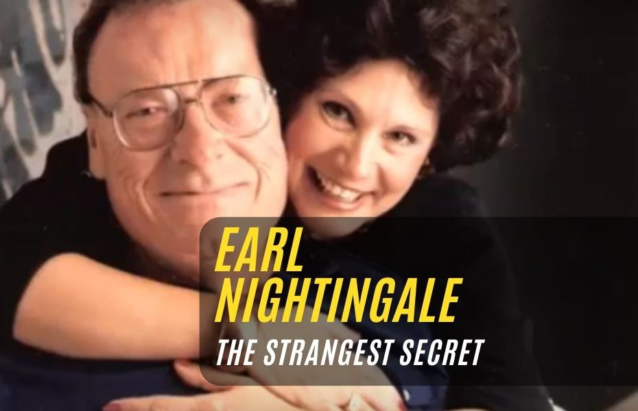 The Strangest Secret 30 Day Challenge By Earl Nightingale
