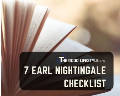 7 Earl Nightingale Checklist Photo